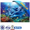 2015 A1 bleus Poster Printing avec Animals