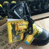 Chaussures de sûreté courantes de cuir de chaussures de travail avec le prix spécial