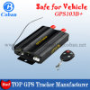 Auto perseguidores de Tracking Car Alarm GPS/GSM/GPRS Crawler Rastreador do perseguidor de Vehicle Tk103b Car GPS com Remote Control