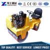 Double prix en acier de fournisseur de rouleau de route de moteur d'essence de roue