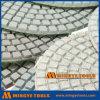 Garniture de polonais sèche humide de diamant de pierre de granit