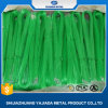 PVC&Electro Galvanzied, das u-Typen Draht bindet