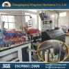 Plastik-Belüftung-Profil-Extruder mit guter Renommee-Fabrik passen an
