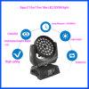 Indicatore luminoso capo mobile di illuminazione 36PCS*12W RGBW della fase del LED