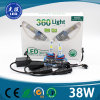 極度の明るい4500lm穂軸H1、H3、H4、H7、H11、9005、9006、9012、D1s、D2s、D3sのD4s車LEDのヘッドライト