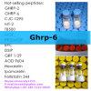 펩티드 Ghrp-6를 풀어 놓는 중국 공장 인기 상품 98% 최소한도 순수성