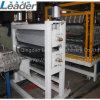 Máquina acanalada avanzada de la protuberancia de la hoja de PVC+ASA/PMMA