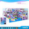 Campo de jogos 2016 interno da corrediça super atrativa de Vasia (VS1-161010-80A-33)