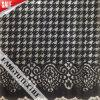 綿の普及した格子図形が付いているナイロンレースファブリック