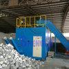 De horizontale Hoge (volautomatische) Machine van de Briket van het Zaagsel van het Aluminium van de Productie
