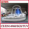 Diapositiva de agua inflable barata comercial vendedora popular para la venta