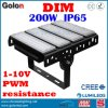 1000W 800W HPS halógena Lámpara de haluro metálico LED Replacement 200W regulable LED luz del túnel