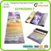 Exercice incroyablement confortable et durable Mircrofiber et couvre-tapis en caoutchouc de yoga