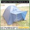 4 Leute-feuerverzögerndes königliches Blau-doppelte Schicht-Zelt