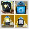 Kinder GPS-Uhr-Telefon androider iPhone APP Gleichlauf