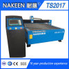 Do plasma modelo do ar do CNC da tabela máquina de estaca de aço