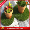 De valse Tuin die van het Gras van het Gras de Decoratieve Mat van het Gras modelleren