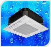 Bobina raffreddata del ventilatore del vassoio del tubo dell'acqua certificata Ce 4