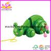 Brinquedo Pull de Madeira (W05B019)