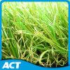 Grama artificial de vista natural da boa durabilidade para o gramado etc. do jardim (L35)