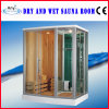 Docce complete lussuose del vapore di sauna (AT-D8853-1)
