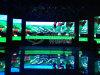 Wand der leichter HD Innenim freienschrank-schnelle Installations-LED