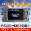 6.2 '' Hd dans la navigation de généralistes Sat de Dvd de voiture pour Ford Focus/Mendeo/Kuga (VFF6204)