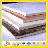 Brown/White Composite Stone Marble&Ceramic Tile for Wall and Floor