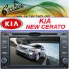 Reprodutor de DVD especial novo do carro de KIA Cerato