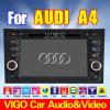 '' Navegación del GPS del reproductor de DVD del coche de HD D7 para el cable de interior redondo 4 del uplex de Audi A4 (VAA7057)