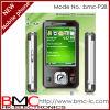 BlGSMの携帯電話の2.8インチTFTスクリーンのWindows 5.0 OS、Tridband、(BMC-P28) uetoothのヘッドホーン(J9)