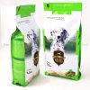 Quad Sealed cibo per cani sacchetto di imballaggio con chiusura lampo