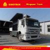 Vente de constructeur de HOWO 290HP 10 Wheeler Wing Van Truck Exporters
