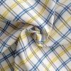 Tela tingida do fio de algodão (QF13-0219)