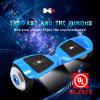 6.5 scooter approuvé d'équilibre d'individu de Bluetooth Hoverboard UL2272 de pouce