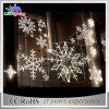 Luz montada Pólo pública comercial do feriado do diodo emissor de luz da decoração