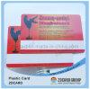 tarjeta inteligente sin contacto plástica de 13.56MHz RFID con la viruta