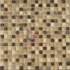 15 * 15 * 8 mm de vidrio Mosaico de piedra Mix (CS132)