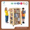 Caixa de livro dos miúdos com o Shelving da exposição & do armazenamento