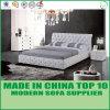 Комплект постельных принадлежностей мебели спальни самомоднейший кожаный