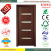 Porte intérieure en bois de PVC d'écologie de décoration de Coloful