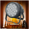 24PCS 10W 4 in 1 Short Nose No Waterproof LED PAR Light