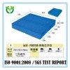 Gebruikte de Oppervlakte Gird van de fabriek 755X755/Kringloop Plastic Pallet