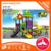 Vergnügungspark-Kind-im Freien Plastikspielplatz-Gerät für Verkauf