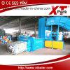 Automatic lleno Baler Press para Plastics