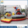 Heißer laufender und kletternder Hindernis-im Freien aufblasbarer Hindernis-Kurs für Kinder