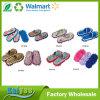 Kundenspezifische Mehrfarbenmann-oder Frauen-Fußboden-Hefterzufuhr-Chenille-Großhandelshefterzufuhr