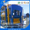 Producto de la nueva tecnología en el bloque hueco concreto completamente automático de China Qt8-15 que hace la línea de la máquina