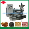 Pequeña máquina automática de la prensa de aceite del tornillo para el cacahuete, sésamo, aceituna, girasol