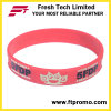 Bracelet de silicones de cadeau de promotion de qualité d'OEM